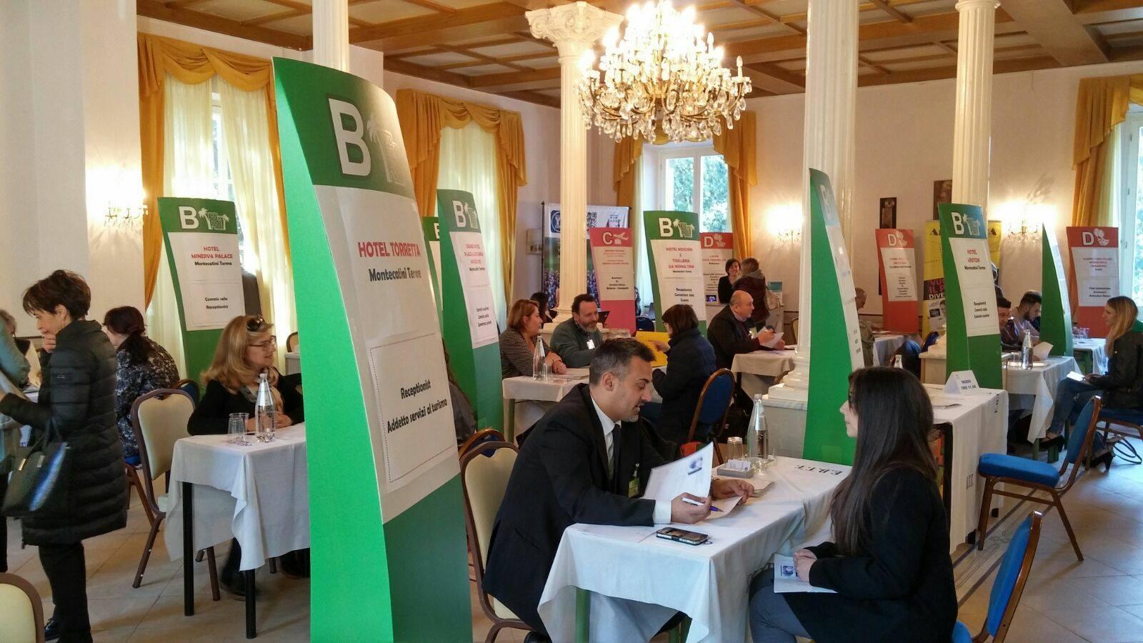 Borsa Mercato Lavoro Montecatini Terme